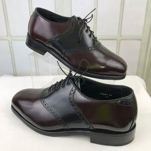 Florsheim Men's Sz 9 3E Lace Up Oxfords Dress Shoe